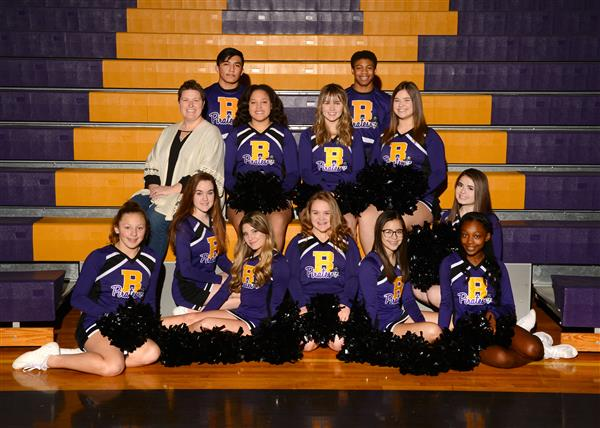 Basketball Cheer 18-19