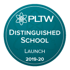 Project Lead the Way Distinguished School 2017-18