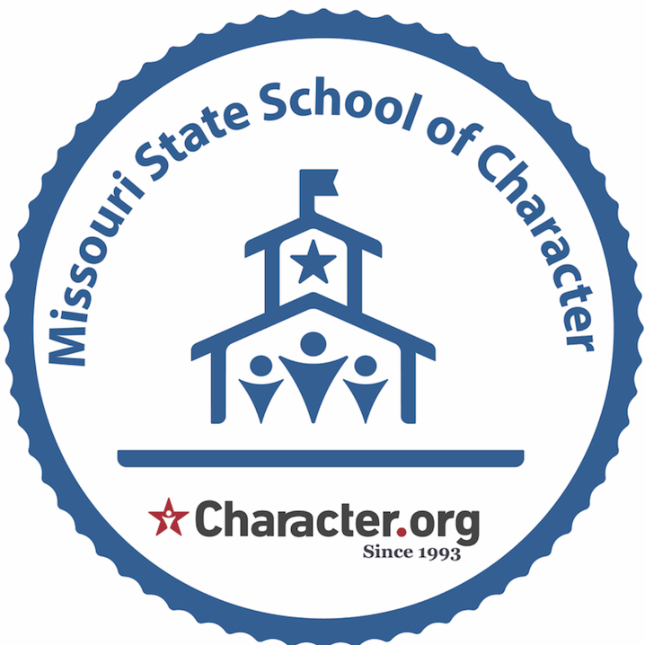 State School of Character Seal